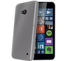 CELLY Gelskin pouzdro pro Microsoft Lumia 640, bezbarvé - GELSKIN477