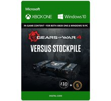 Gears of War 4 - Versus Booster Stockpile (Xbox Play Anywhere) - elektronicky - PC - 7LM-00010