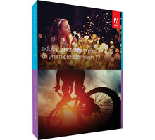 Adobe Photoshop + Premiere Elements 15 CZ - 65273612