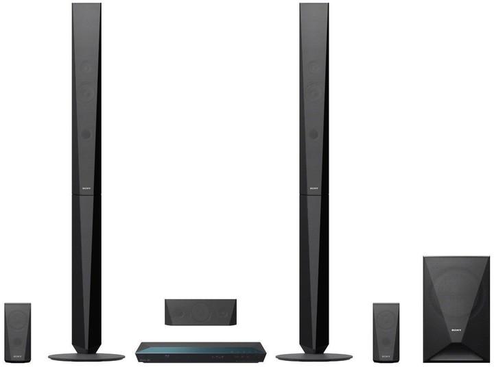 Sony BDV-E4100, 3D
