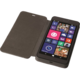 Krusell flipové pouzdro KIRUNA FolioSkin pro Microsoft Lumia 640 XL, černá