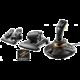 Thrustmaster T.16000M Flight Pack, s plynovým pedálem a pedálovou sadou, PC