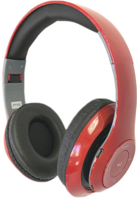 Omega Freestyle FH0916, černočervená