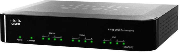 Cisco 8-Port IP Telephony Gateway SPA8800
