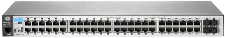 HP 2530-48G