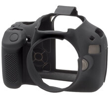 Easy Cover silikonový obal pro Canon 1100D, černá - ECC1100D