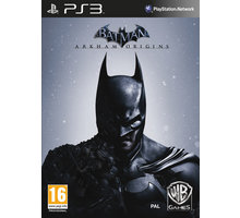 Batman: Arkham Origins (PS3) - 5051892141574