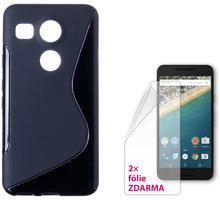 CONNECT IT S-COVER kryt pro LG Nexus 5X ČERNÉ - CI-912