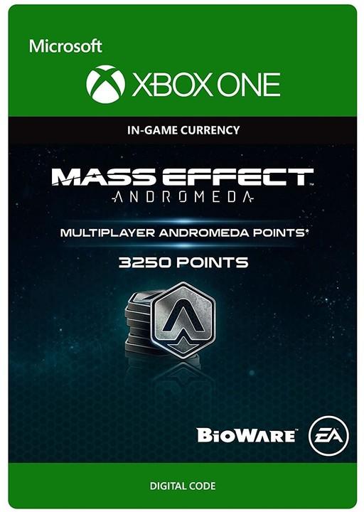 Mass Effect: Andromeda - 3250 Points (Xbox ONE) - elektronicky