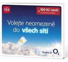 O2 hlasová karta PředplaDENka - SMALLPO2.150DV34