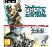 Tom Clancys Ghost Recon Advanced Warfighter 1 + 2 - Speciální kolekce - PC - PC - 8595172603897