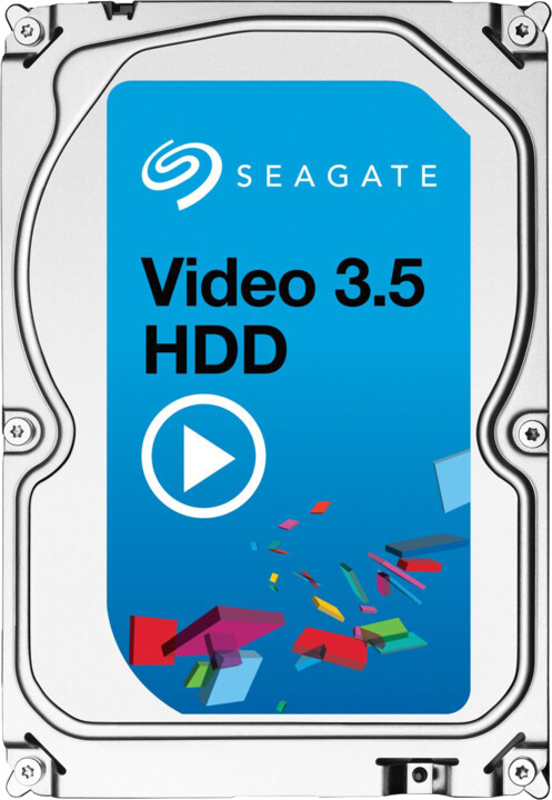 Seagate Video 3.5 HDD - 2TB