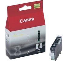 Canon CLI-8B, černá - 0620B001