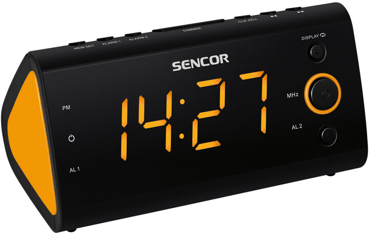 Sencor SRC 170 OR, radiobudík