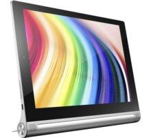 Lenovo Yoga Tablet 2 Pro, vestavěný PICO projektor, stříbrná - 59428116