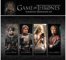 Game of Thrones - magnetické záložky #2