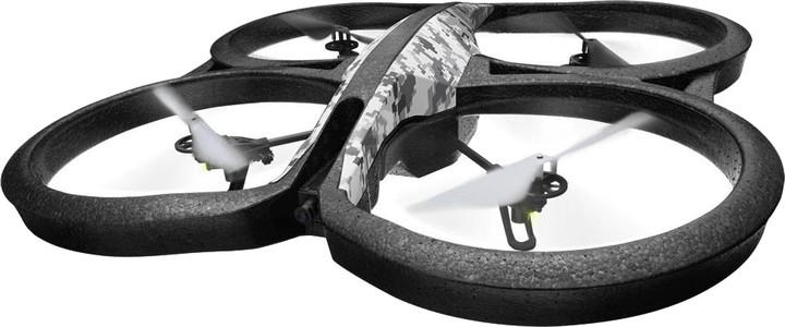 Parrot kvadrokoptéra AR.Drone 2.0, elite edition snow