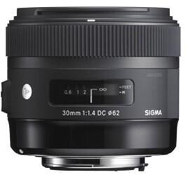 SIGMA 30/1.4 DC HSM ART pro NIKON