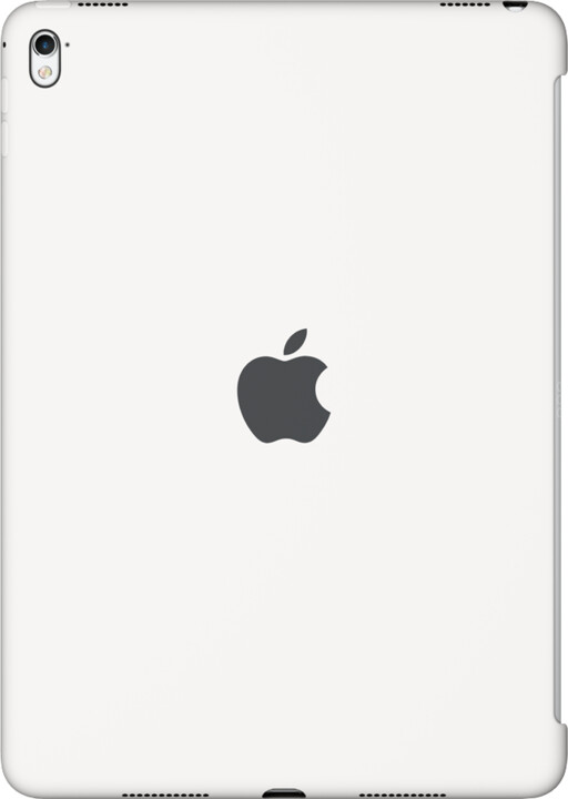 "Apple Silicone Case for 9,7"" iPad Pro - White"
