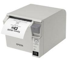 Epson TM-T70II, pokladní tiskárna, bílá - C31CD38023A0