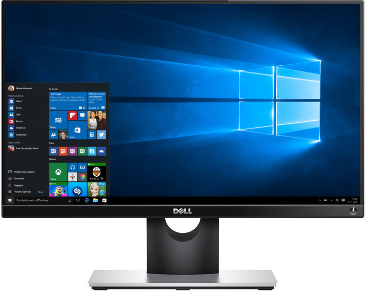 Dell S2318H - LED monitor 23""