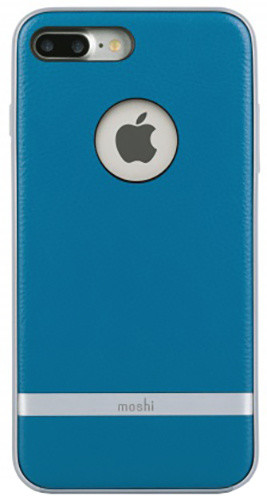 Moshi iGlaze Napa pro Apple iPhone 7 Plus, modré