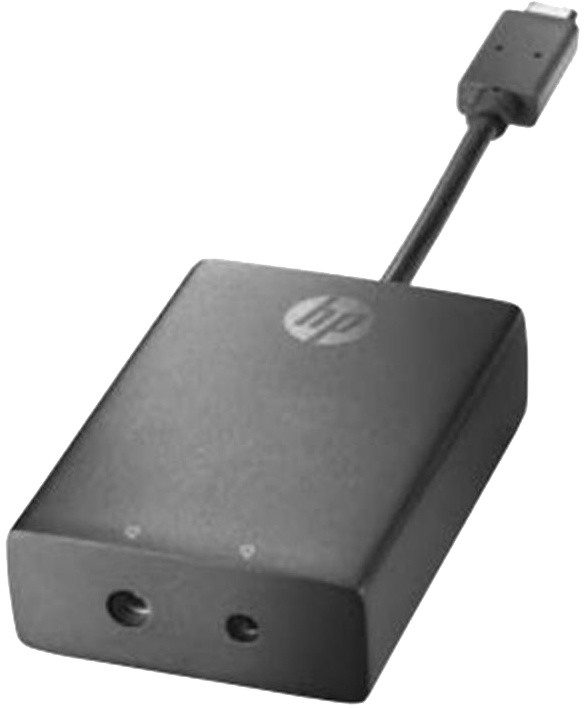 HP USB-C na 3 a 4,5mm Adaptér