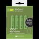 GP AAA Ni-MH 1000mAh, 4ks  + Zdarma GP nabíječka baterií v hodnotě 359,-