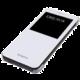 ZOPO Flipové pouzdro S-View pro ZP999/ZP3X , bílá, bulk