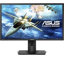 """ASUS VG245H - LED monitor 24"""" - 90LM02V0-B01370 + Sluchátka Asus Cerberus iCafe v hodnetě 1399,- k LCD Asus zdarma"""