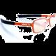 Arozzi Visione VX-500, oranžovočerné