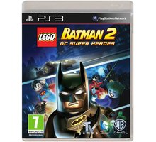 Lego Batman 2: DC Super Heroes - PS3 - 5051892110563
