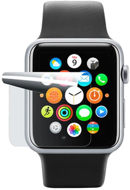 CellularLine ochranná fólie pro Apple Watch 42mm, 3ks