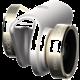 Olloclip 4in1 lens system, gold/white - i6/i6+