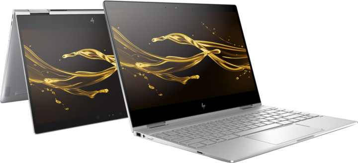 HP Spectre x360 (13-ae005nc), stříbrná