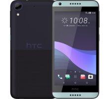 HTC Desire 650, modrá - HTCDESIRE650BL + Zdarma CulCharge MicroUSB kabel - přívěsek (v ceně 249,-)