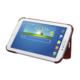 """Samsung polohovací pouzdro EF-BT210BR pro Samsung Galaxy Tab 3 7"""", červená"""