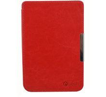 C-TECH PROTECT pro Pocketbook 624/626, PBC-03, červená - PBC-03R