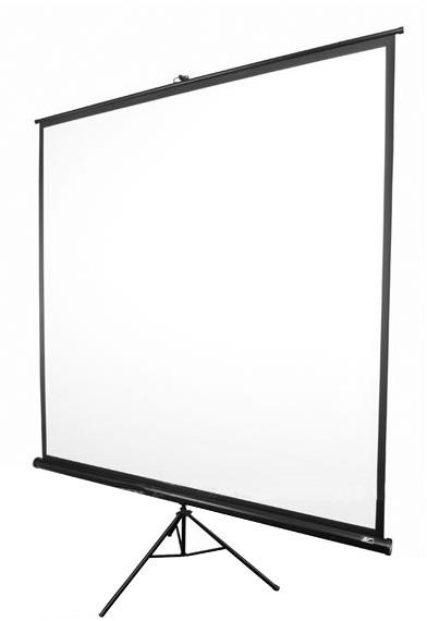 """Elite Screens plátno mobilní trojnožka 71"""" 127 x 127 cm"""