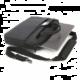 """TUCANO WORK OUT II SLIM brašna pro notebooky do 13"""", Anti-Shock System, černá"""