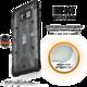 UAG plasma case Ash, smoke - Samsung Galaxy S8+