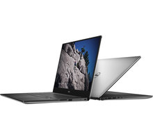 Dell XPS 15 (9550) Touch, stříbrná - 9550-5716