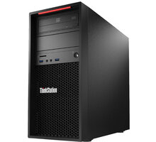 Lenovo ThinkStation P410 TWR, černá - 30B3004FMC