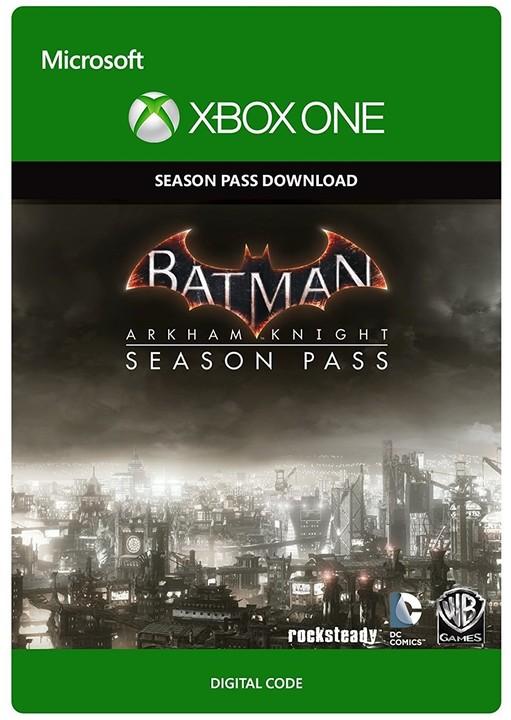 Batman: Arkham Knight - Season Pass (Xbox ONE) - elektronicky