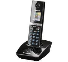 Panasonic DECT KX-TG8051FXB, černá