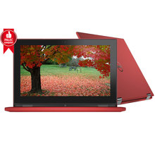 Dell Inspiron 11z (3147) Touch, červená - N4-3147-N2-02-red