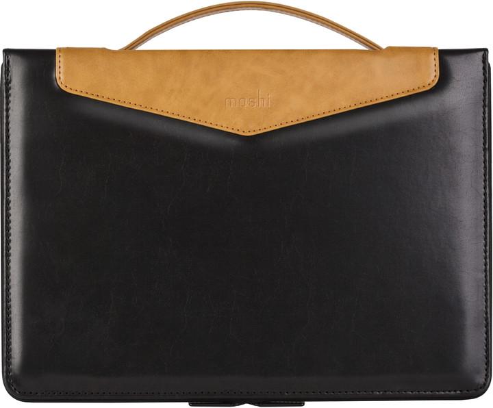 """Moshi Codex taška na 12"""" MacBook, onyx black"""