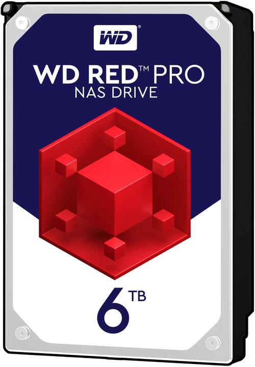 WD Red Pro (FFWX) - 6TB