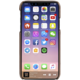 Krusell zadní kryt SUNNE 2 CARD pro Apple iPhone X, koňaková