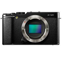 Fujifilm FinePix X-M1, tělo, černá - 16389965